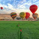 埃及盧克索熱氣球體驗之旅(酒店免費接送+贈熱氣球飛行證書)