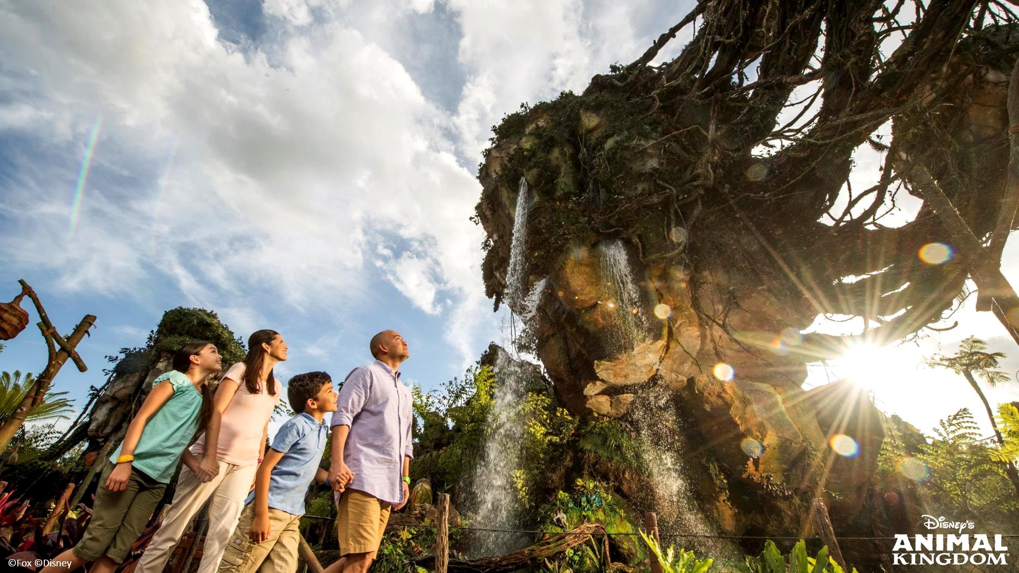 迪士尼动物王国Pandora – The World of Avatar