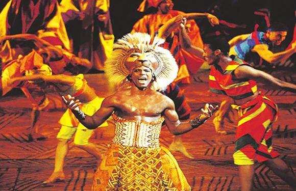 倫敦西區經典音樂劇《獅子王The Lion King》