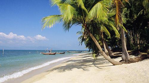 泰国沙美岛5岛快艇一日游