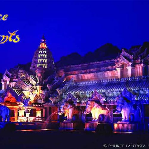 Phuket Fantasea Ticket
