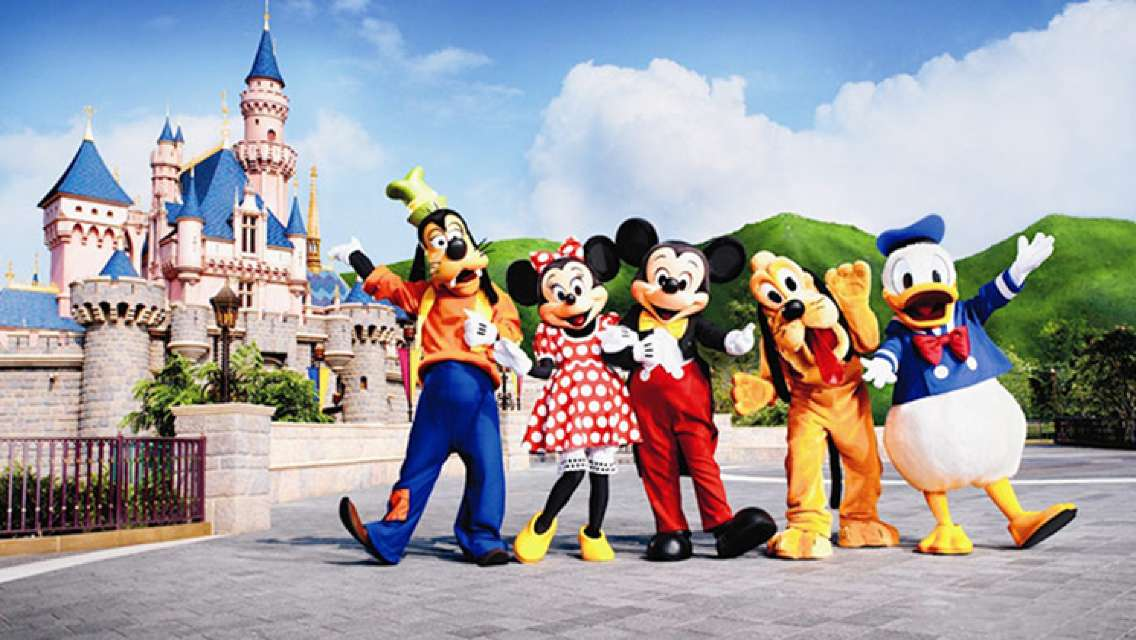 Hong Kong Disneyland Admission Ticket / Food Coupon (Up to 36% Off|Advance Online Booking Required)