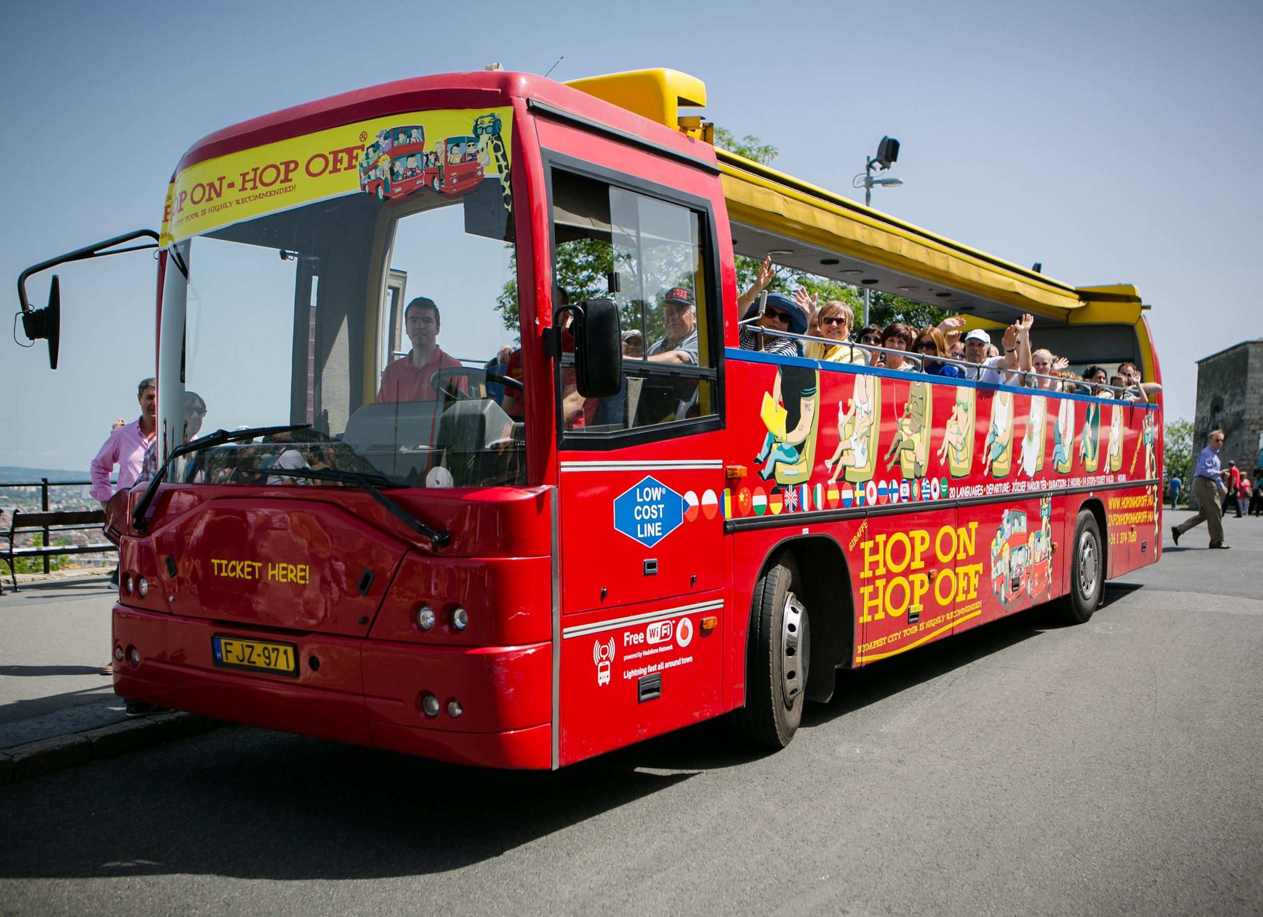 布达佩斯 bus05