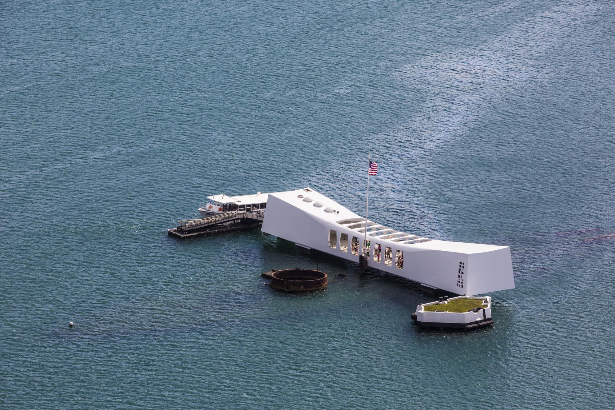 珍珠港一日游通票
