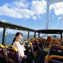 東京雙層敞篷巴士兜風半日遊