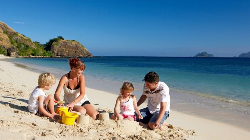 斐濟瑪娜島+瑪瑪努卡群島一日遊(可選半日遊/mana 水上活動/親子度假)