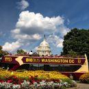 (品牌直簽,閃電出票)Big Bus Washington 華盛頓隨上隨下觀光巴士