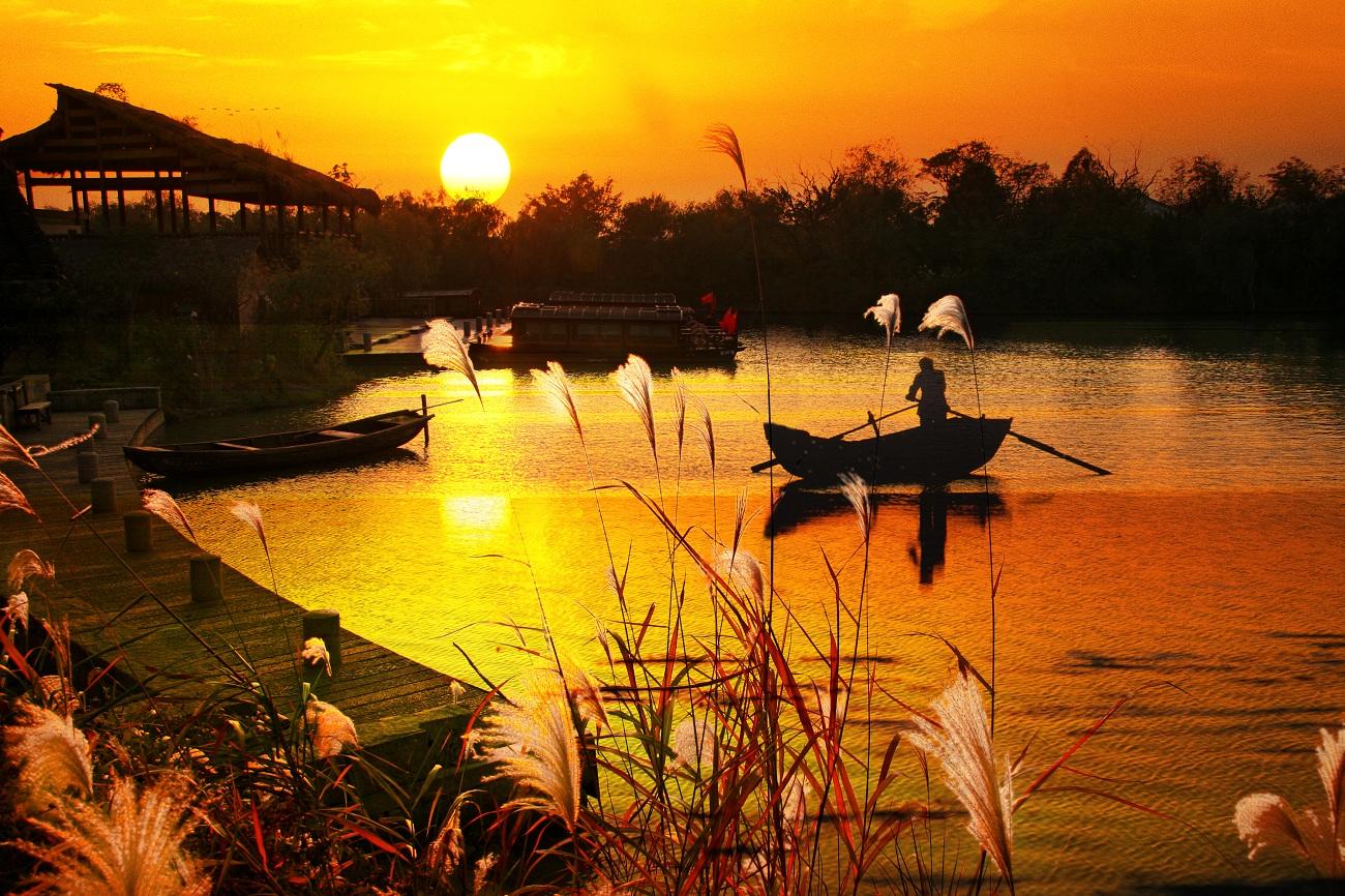 Xixi National Wetland Park Ticket