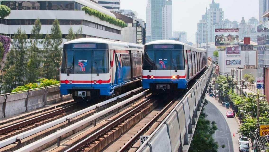 Bangkok Sky Train (BTS) One Day Pass