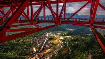 矮寨大桥 (7)