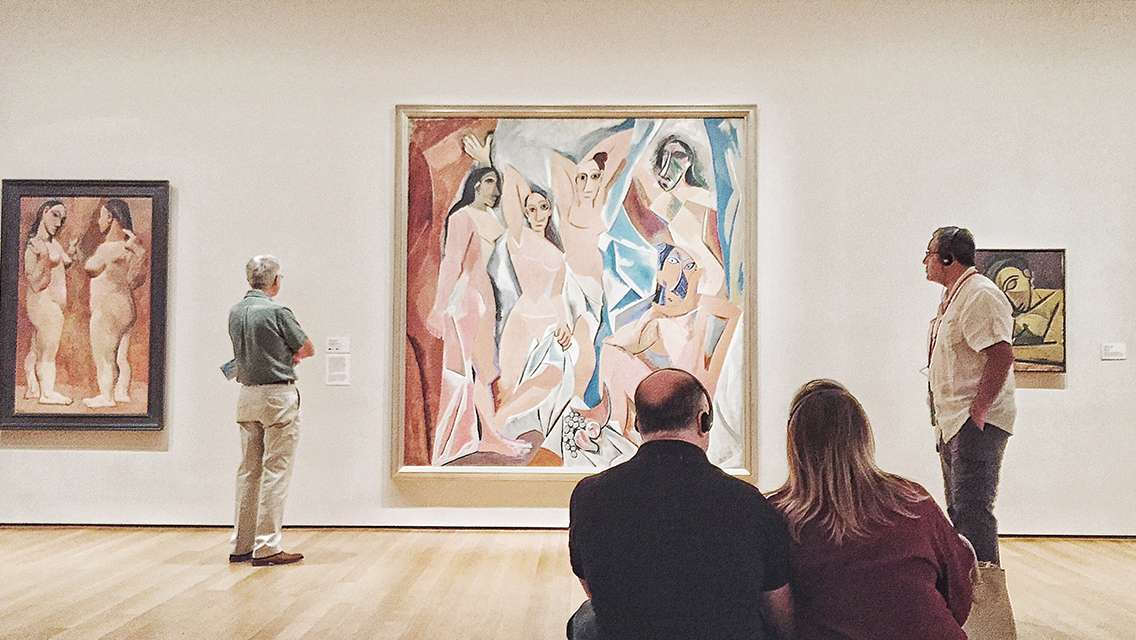 Museum Of Modern Art Free Entry Friday