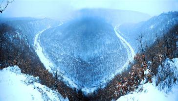 锦河大峡谷01