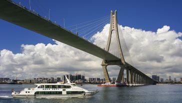图6海湾大桥