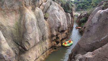 石林划艇3