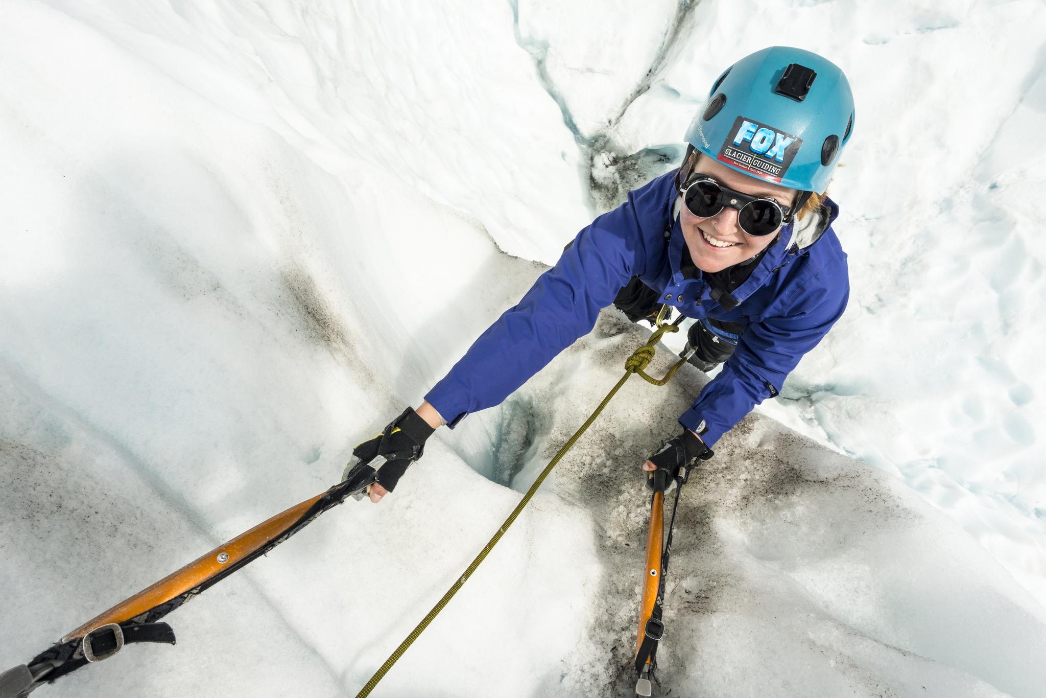 Ice Climbing FGG攀冰 4