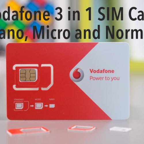 新西蘭15/30/60天 Vodafone 電話卡(新西蘭機場自取或快遞包郵)