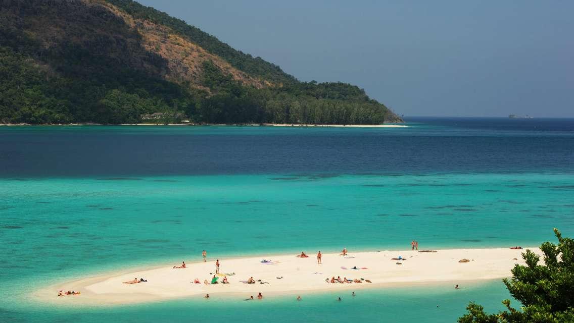 Phuket Phi Phi Island + Khai Island + Speedboat One-Day Trip