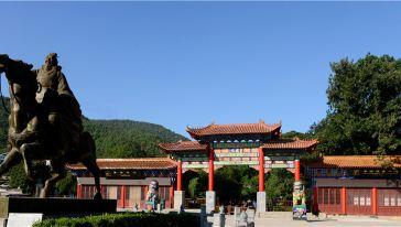 皇藏峪国家森林公园1