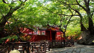 皇藏峪国家森林公园3