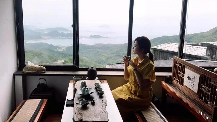 九份茶楼 山城创作坊 (4)