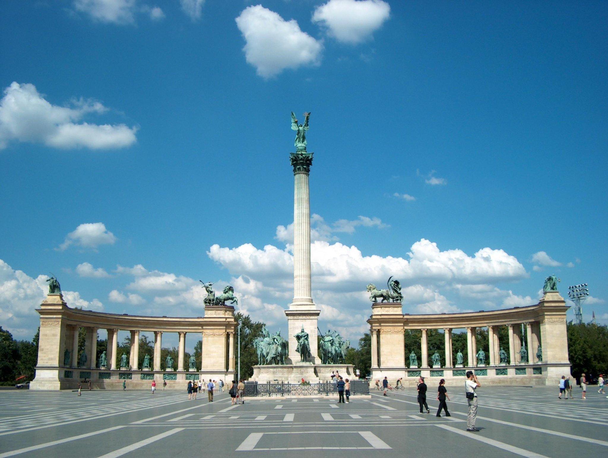 布达佩斯 city01