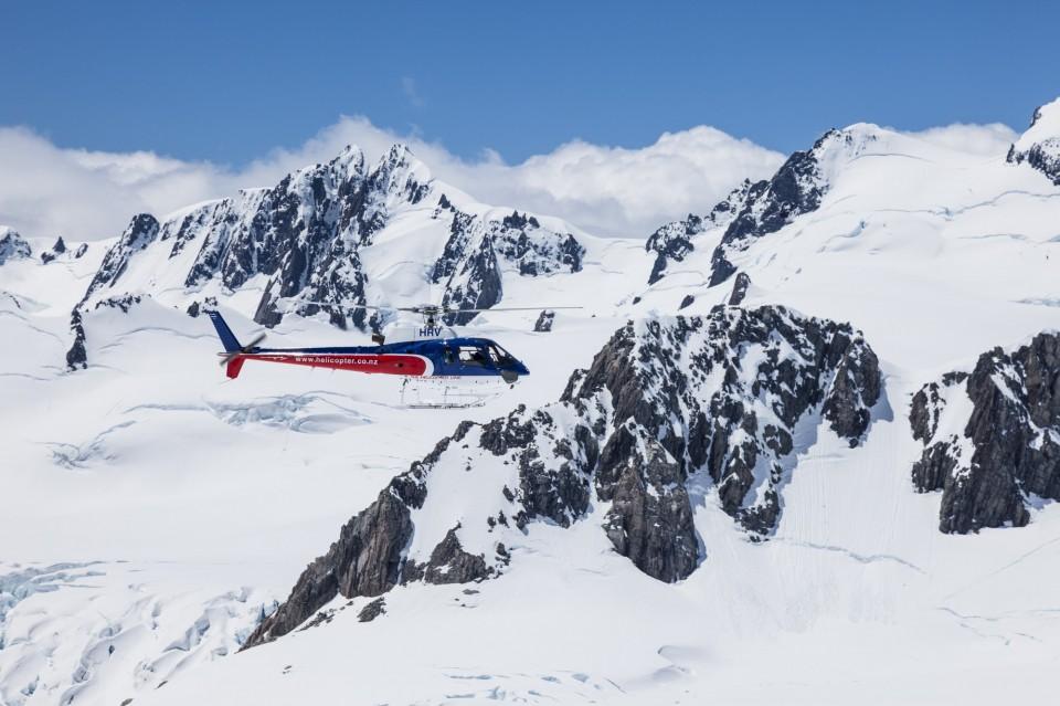 福克斯冰川1