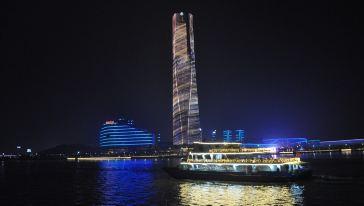 珠澳海湾夜游 (1)