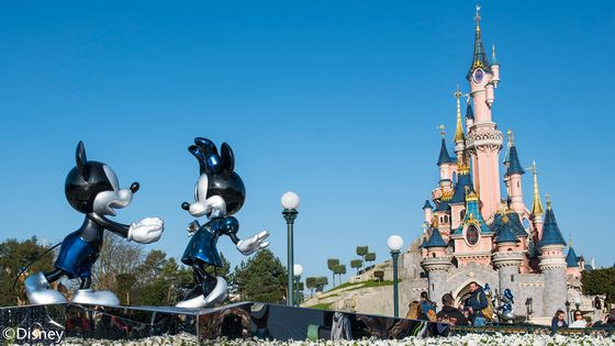 Disneyland® Paris & Walt Disney Studios Park Ticket