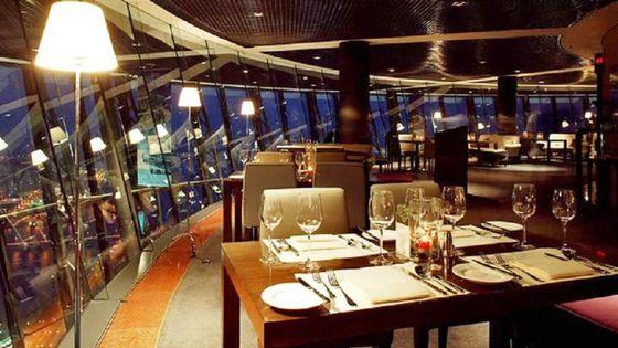 澳門觀光塔 360° 旋轉餐廳美食 (可選下午茶/午餐/晚餐 官方出票)