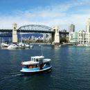 Day Tour of Vancouver Stanley Park + Canada Place + Granville Island