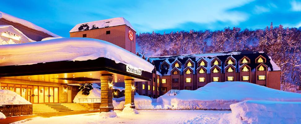 [Japanese Driver Hokkaido Skiing Bus] New Chitose Airport · Sapporo Kiroro Resort