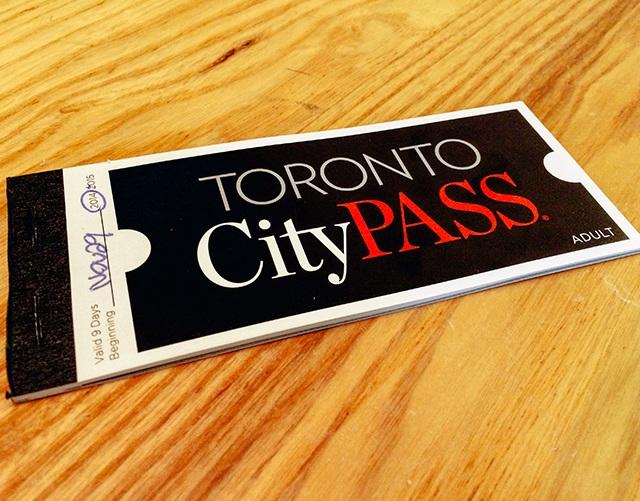加拿大多倫多城市通票Toronro City Pass(5大景點/瑞普利水族館/動物園/博物館)