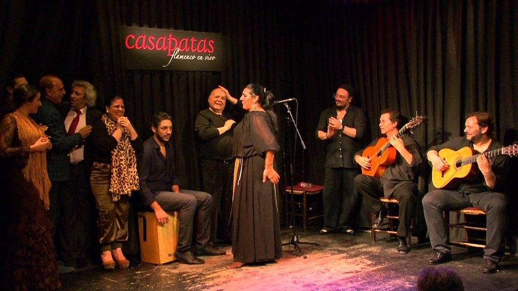 """Flamenco Show at """"Casa Patas"""""""