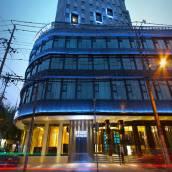 桔子水晶上海公平路北外灘酒店
