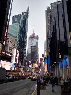 百老汇大道-纽约-水漫三楼