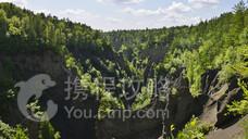 锦江大峡谷