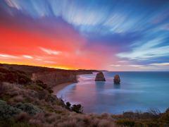 澳大利亚 大洋路+蓝色海洋路 10日奇幻之旅