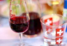 苏黎世美食图片-瑞士葡萄酒