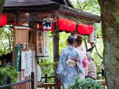 穿和服逛京都,特色体验1日游