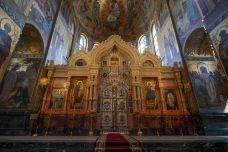 救世主滴血大教堂-圣彼得堡-尊敬的会员
