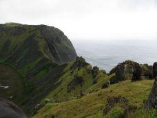 拉诺廓火山-复活节岛-李佳伦