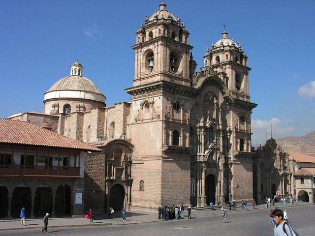 美洲 哥伦比亚共和国首都 波哥大市 - 西部落叶 - 《西部落叶》· 余文博客
