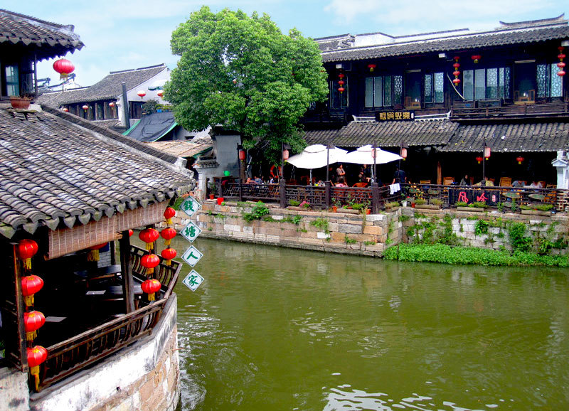 XiTang Water Village