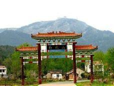 白兆山李白文化旅游区-安陆