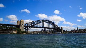 澳大利亚-悉尼大桥2