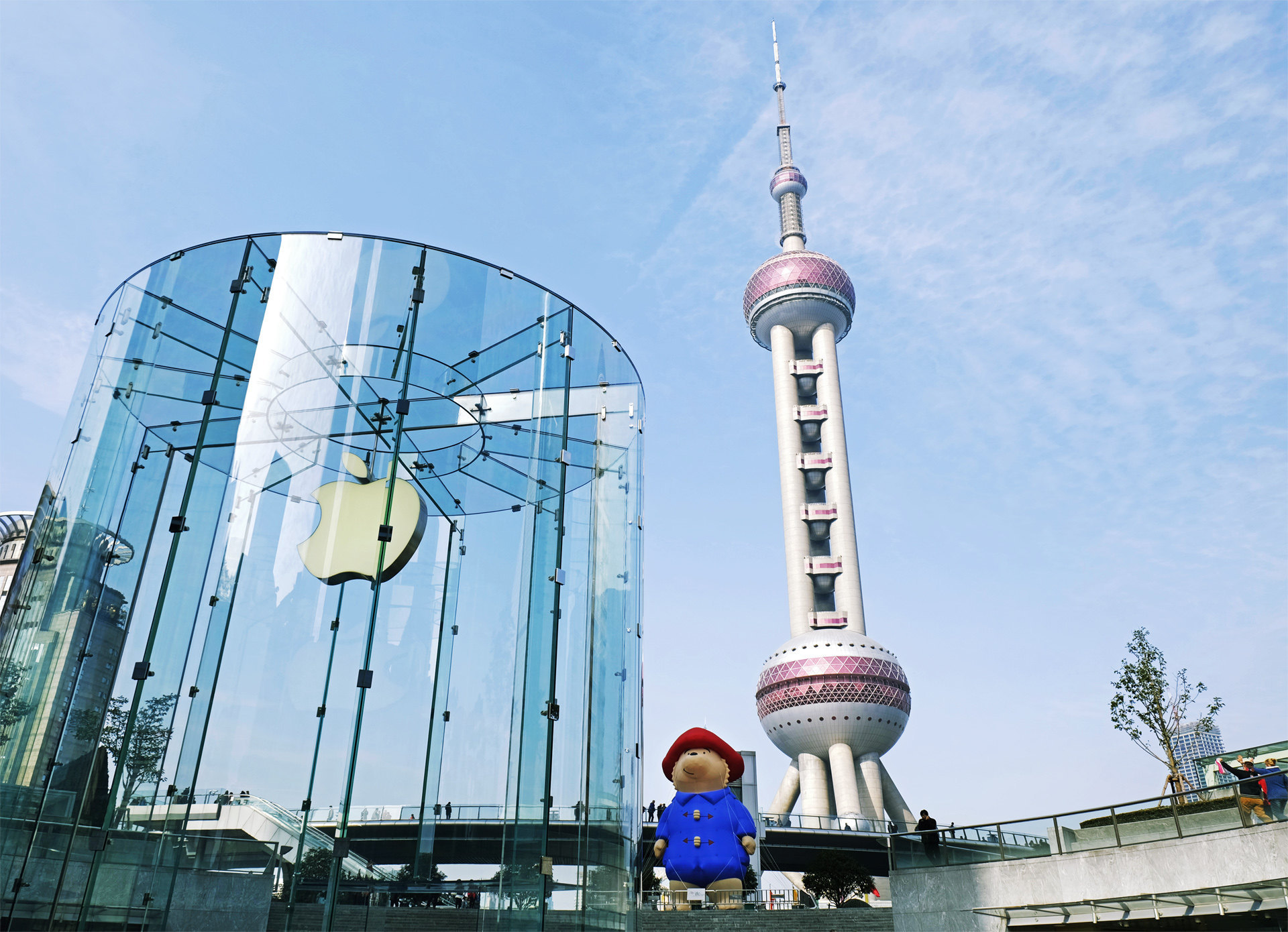 東方明珠  Oriental Pearl Radio and TV Tower   -4