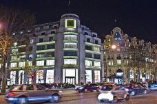 香榭丽舍大街-巴黎-霸气花花帝