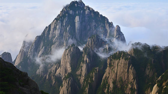 黃山風景區二日遊(觀日出日落、穿越西海大峽谷)