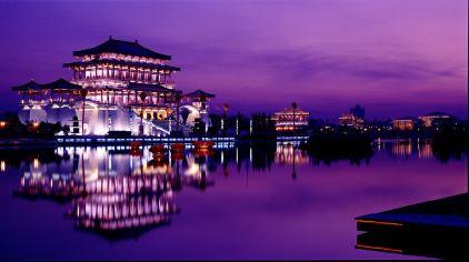 紫云楼the ziyun tower block
