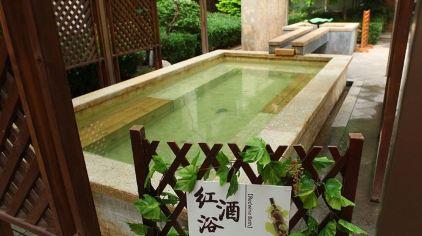 露天园林景观泡池1